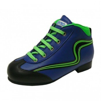 Bota Hockey Initiation Fluor