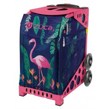 Bolsa Züca Flamingo.