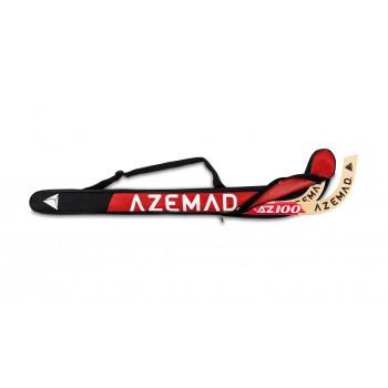Bolsa porta sticks Azemad roja