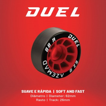 Ruedas Azemad Duel 88A