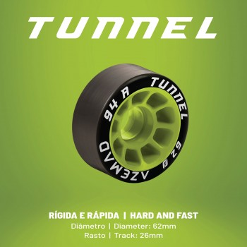 Ruedas Azemad Tunnel 94A